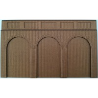 KIT02-01-03: O Scale Support/Retaining Wall